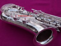 Keilwerth 1958 'Tone King' Bb Tenor, w/ F#, Silver #32k (Archived)