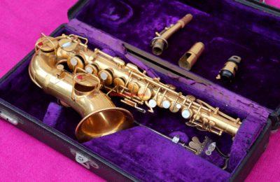 Conn 1906 'Wonder Improved' Bb Soprano, Curved, Gold #11,474