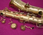 "Conn 1930 'New Wonder II – ""Chu Berry""' Eb Alto, Gold #234k"