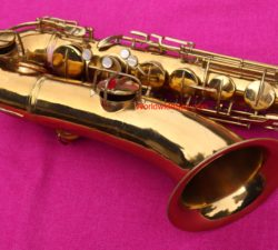 Conn 1926 'New Wonder I/II – Transitional' Bb Tenor, #167k