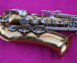 Keilwerth 1955 'Tone King' Eb Alto, #25k