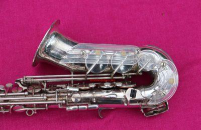 Keilwerth 1961 'Tone King' Eb Alto, Silver, w/ F#, #42k