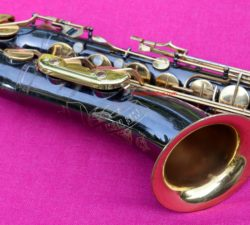 Keilwerth 1963 'The New King' Bb Tenor, Black Nickel, #47k