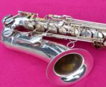 Keilwerth 1965 'Tone King Special' Bb Tenor, Silver, #53k
