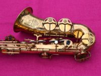 SML 1962 'Gold Medal' Eb Alto, #17,691 (Archived)