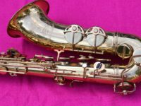 SML 1966 'Gold Medal – Reynolds Contempora' Bb Tenor, Stencil #19,574