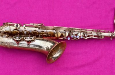 SML 1968 'Gold Medal II' Bb Tenor, #20,354