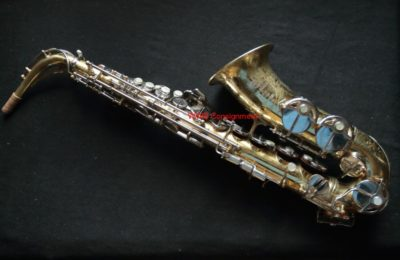 SML 1979 'King Marigaux [Gold Medal ii]' Eb Alto, #25,991