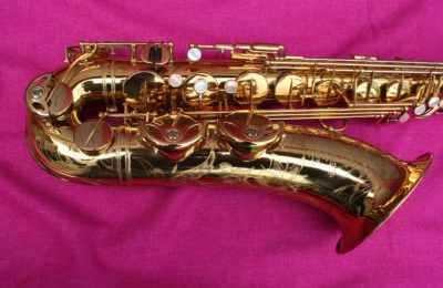 Selmer 1950 'Super Balanced Action' Bb Tenor, #42,245