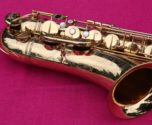 Selmer 1953 'Super Balanced Action' Bb Tenor, with F#, #51,18x