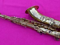 Selmer 1973 'Mark VI' Bb Tenor, #216,2xx (Archived)