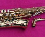 Selmer 'Soloist' Eb Alto, #AK33407050
