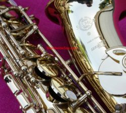 Selmer 2005 'Super Action 80 – Series III' Eb Alto, #648k (Archived)