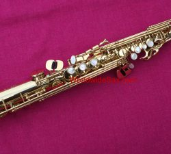 Selmer 1998 'Super Action 80 – Series III' Bb Soprano, #572,xxx
