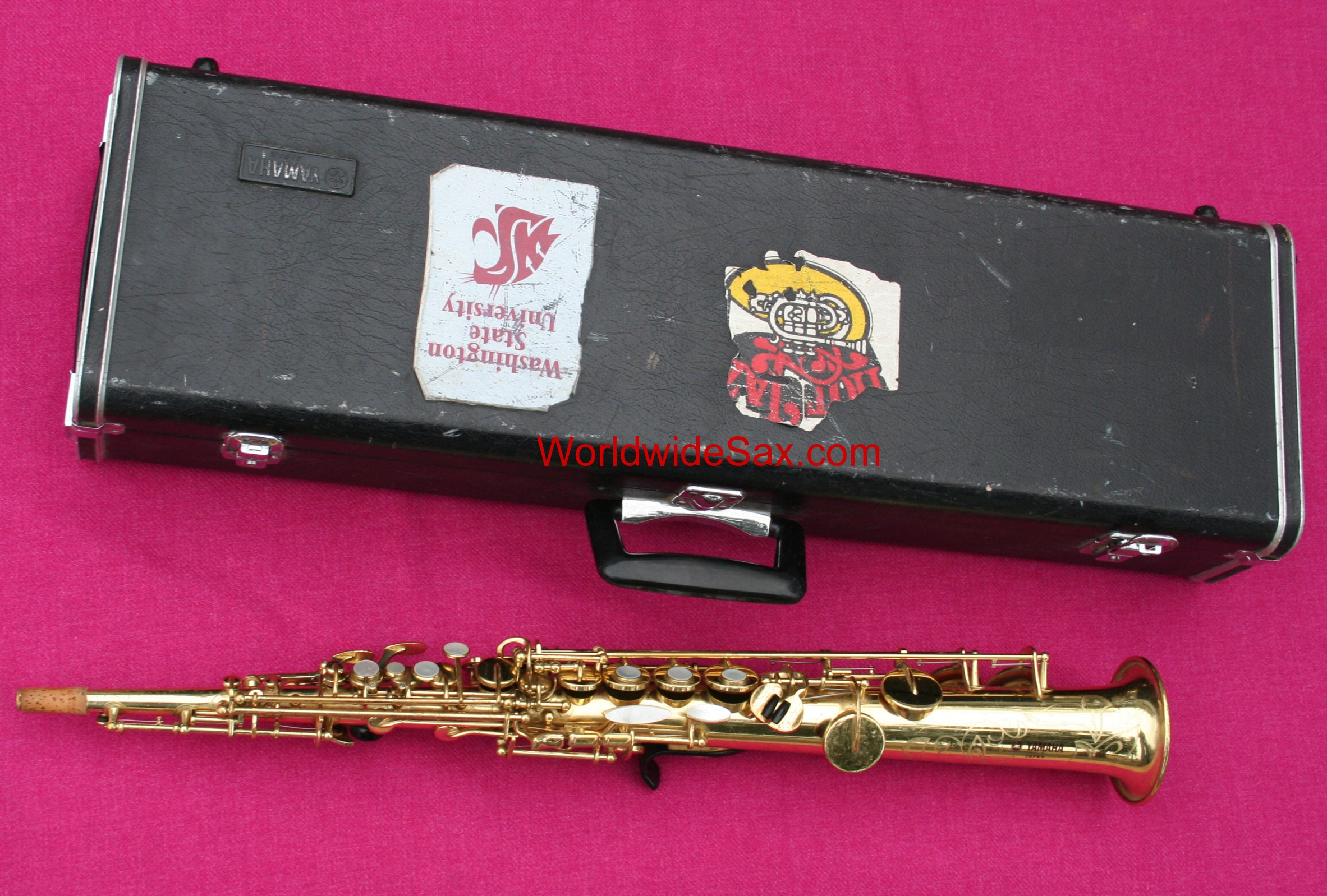 Yamaha saxophone serial number lookup